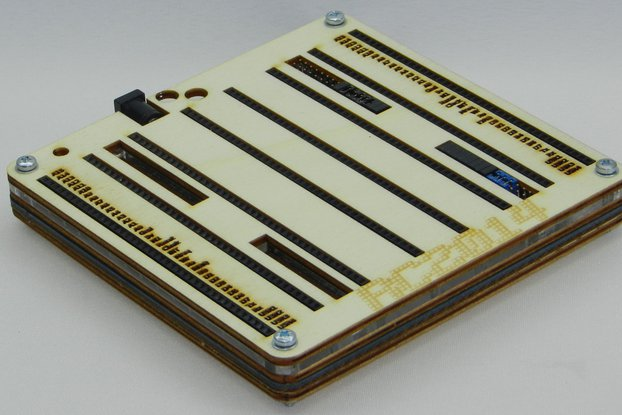 RC2014 Laser Cut Enclosures