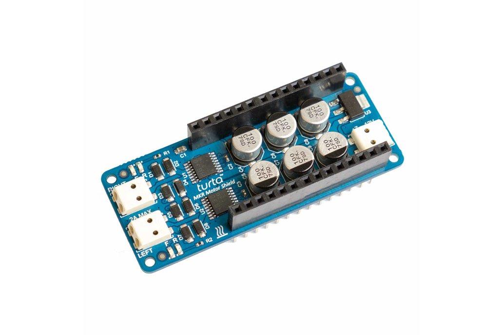 Turta MKR Motor Shield for Arduino 1