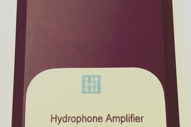 HY-11 Professional Hydrophone Amplifier