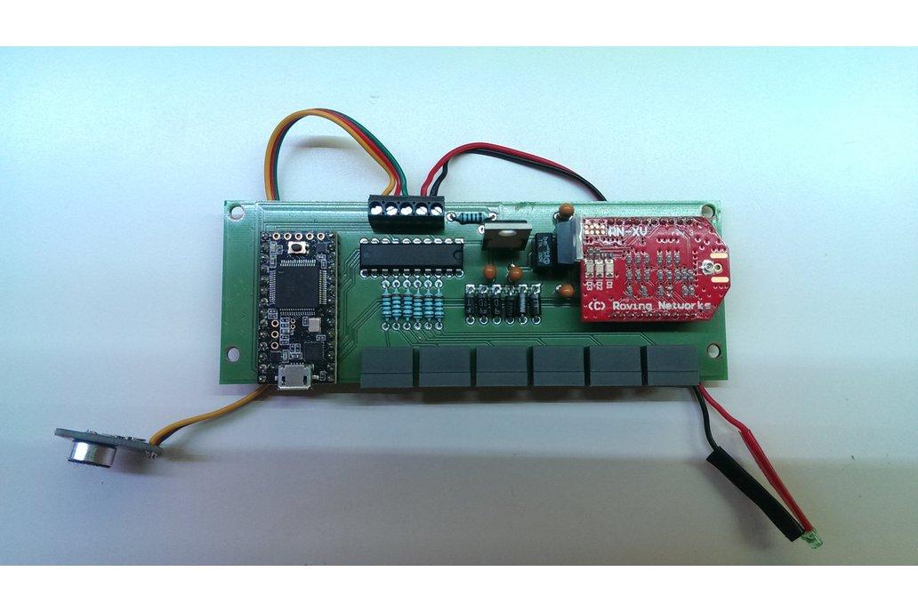 WS2812b  teensy/wifi LED Controller 1