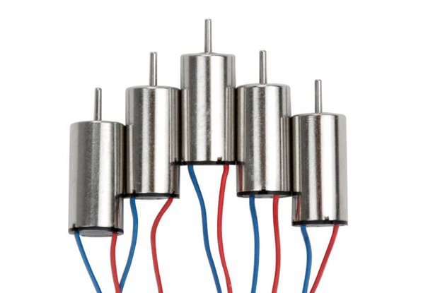 5pcs Coreless Motor