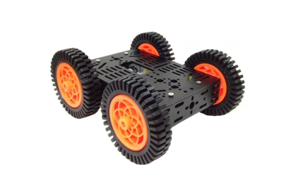 DG012-ATV 4WD Robot Chassis Kit 1