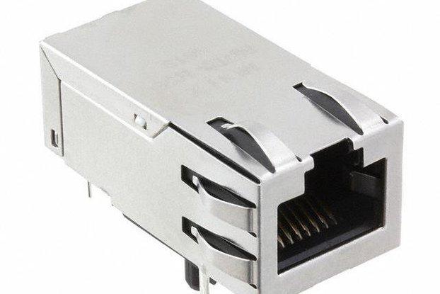 0857891020 10G Base-T FastJacks RJ45 Connectors