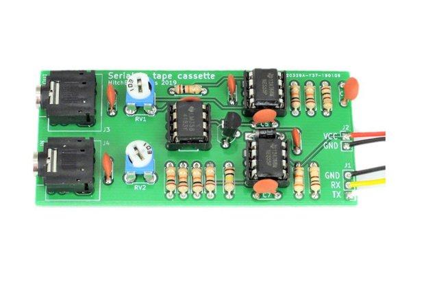 Datacorder - Electronic Kit