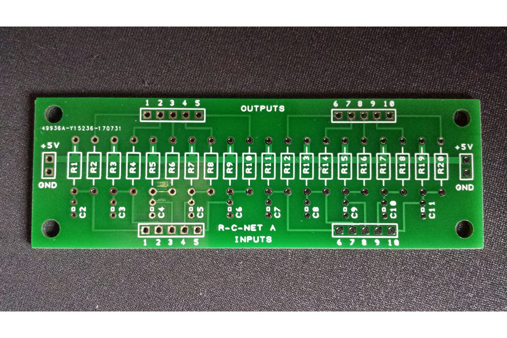 Extra Long Wire Switch Input Filter PCB 1