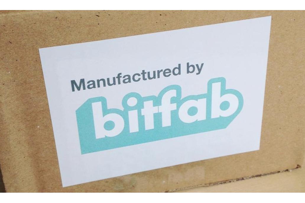 Bitfab stickers 1