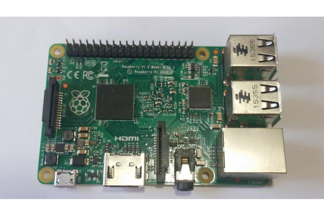 Raspberry Pi 2 1