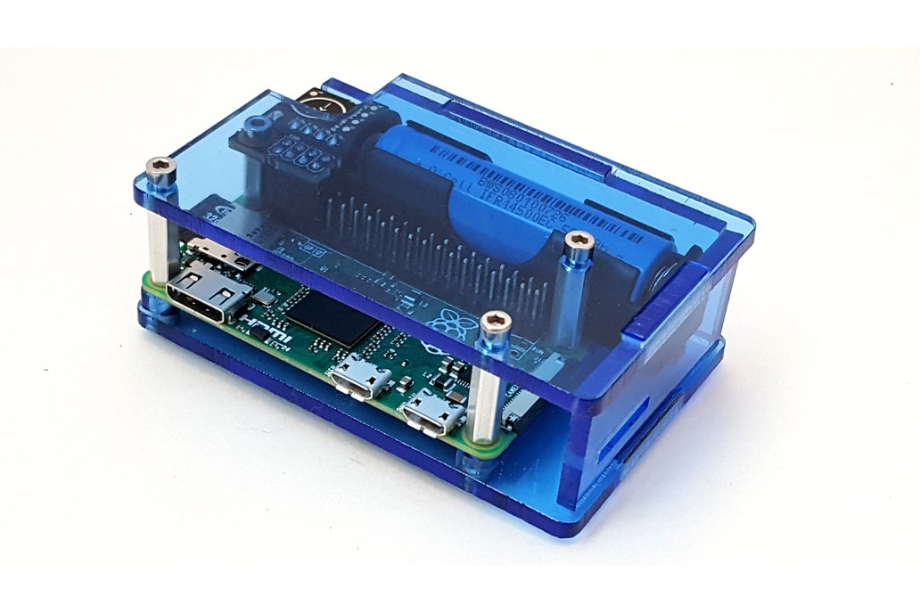 Enclosure for Raspberry Pi Zero & LiFePO4wered/Pi 2