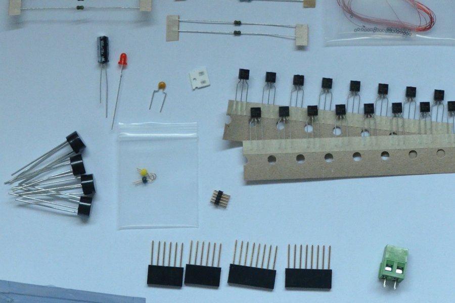 Core Memory Shield for Arduino