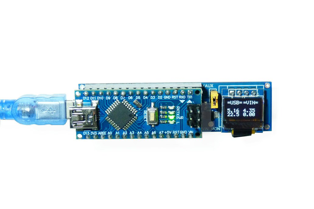 PowMeter Shield for Nano Pack 1