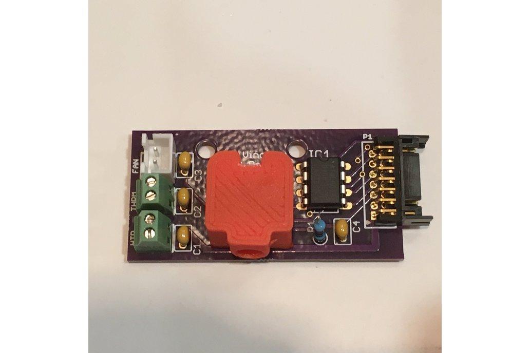 da Vinci 1.0 Pro Hot End PCB 1