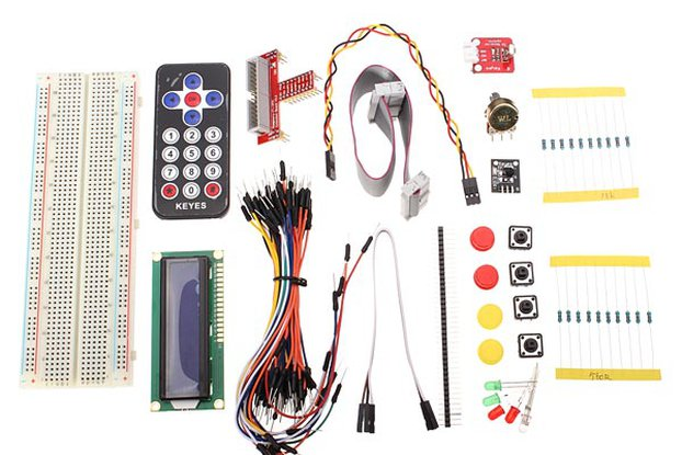 Electronics Starter Kit Basic Kit For Raspberry Pi