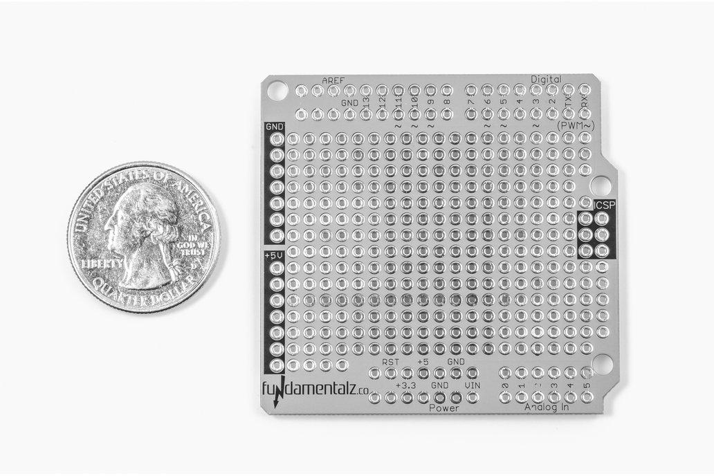 Arduino Uno Proto Shield 1