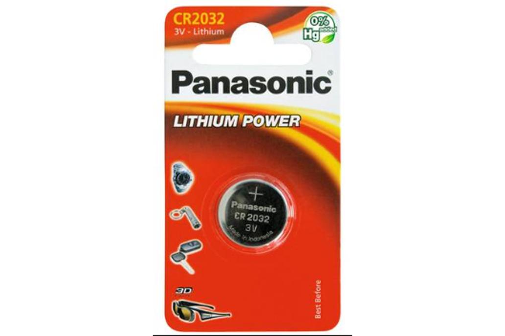 CR2032 battery 1