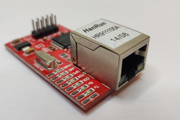W5100 module