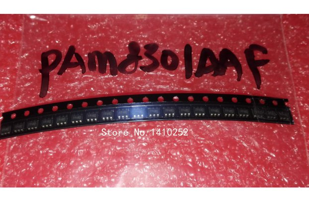 PAM8301 PAM8301AAF SOT23-6