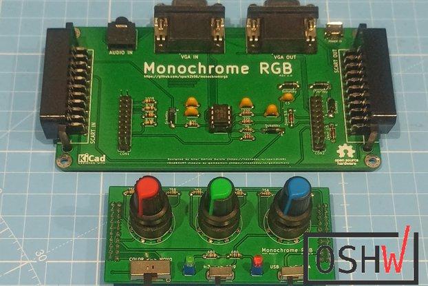 MonochromeRGB