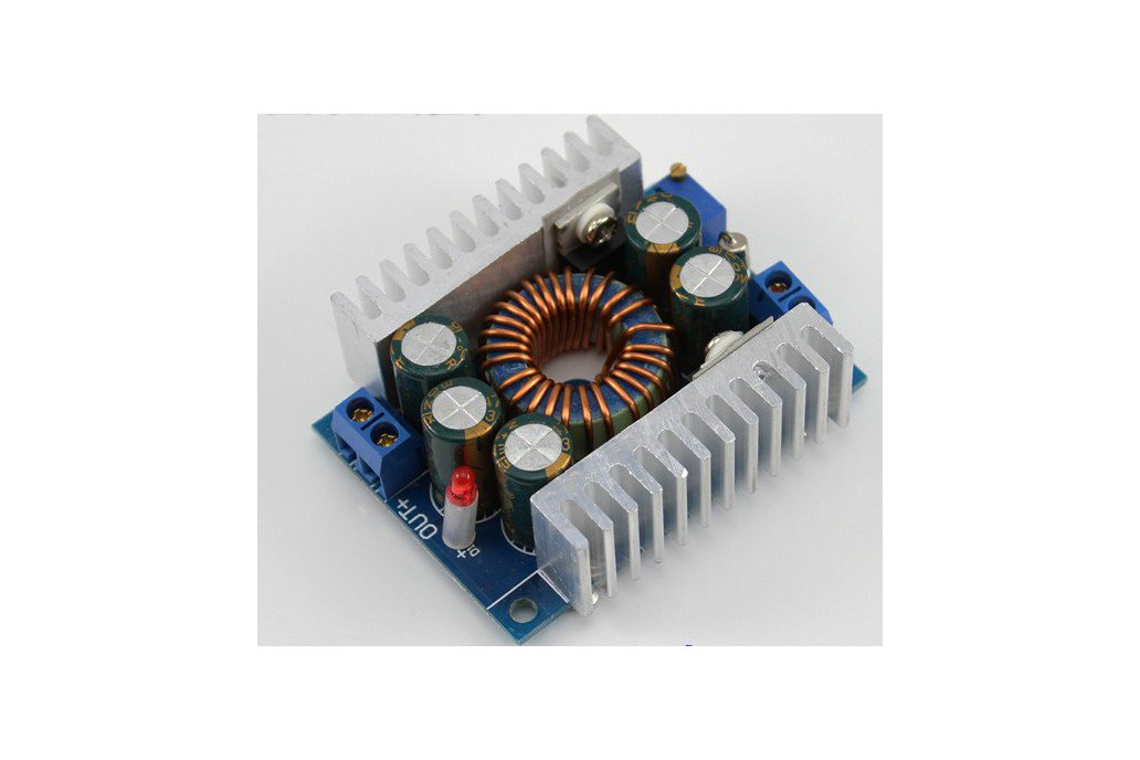 12A adjustable DC-DC step-down module 1