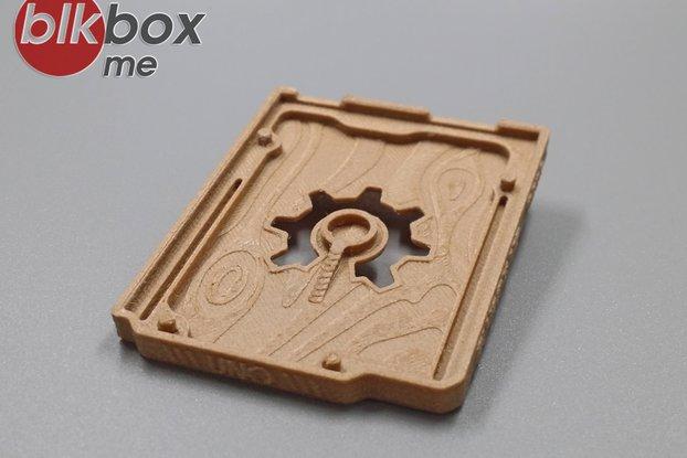 Arduino UNO Exclusive Protective Base (Wood)