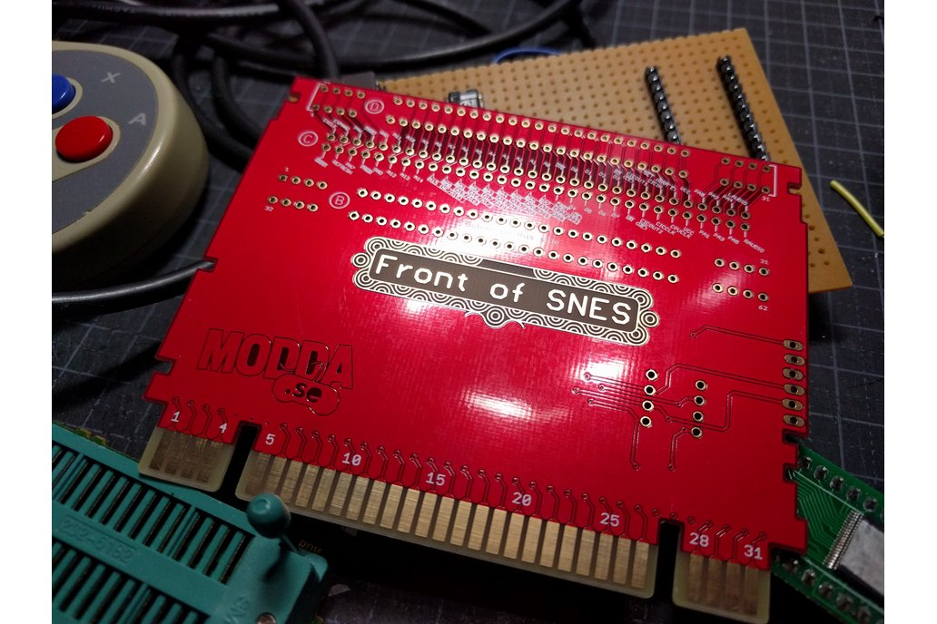 SNES Breakout and lock defeater 3