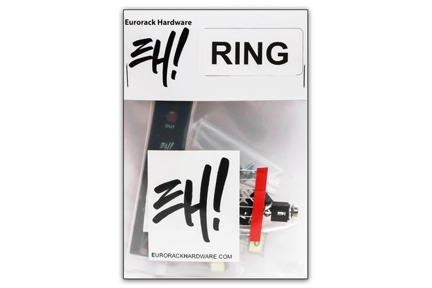 Eurorack Hardware RING DIY Kit