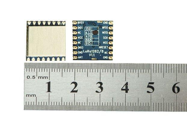 160mW SX1262/SX1268 low consumption Lora Module