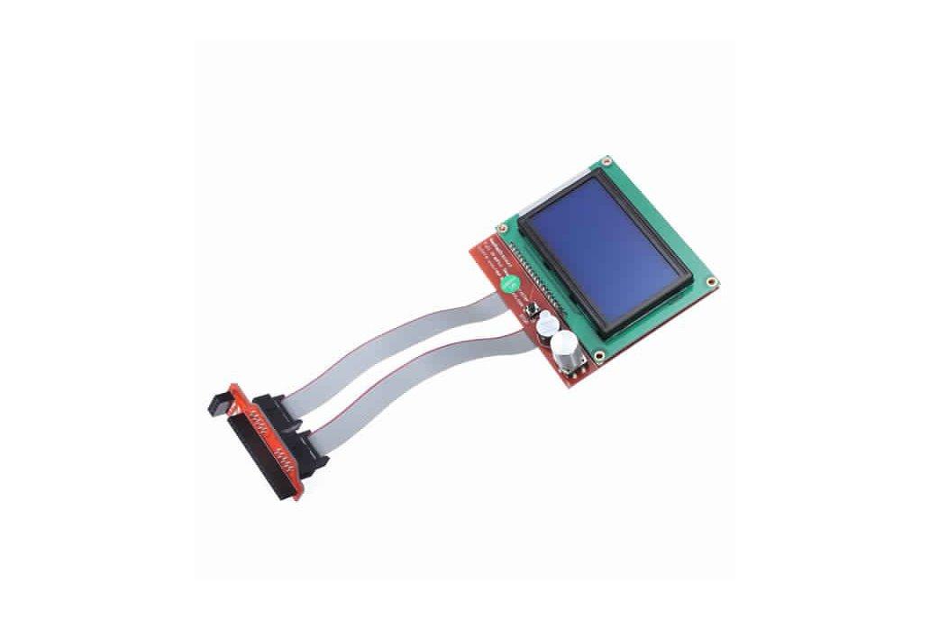 RAMPS 1.4 LCD Control Board 2