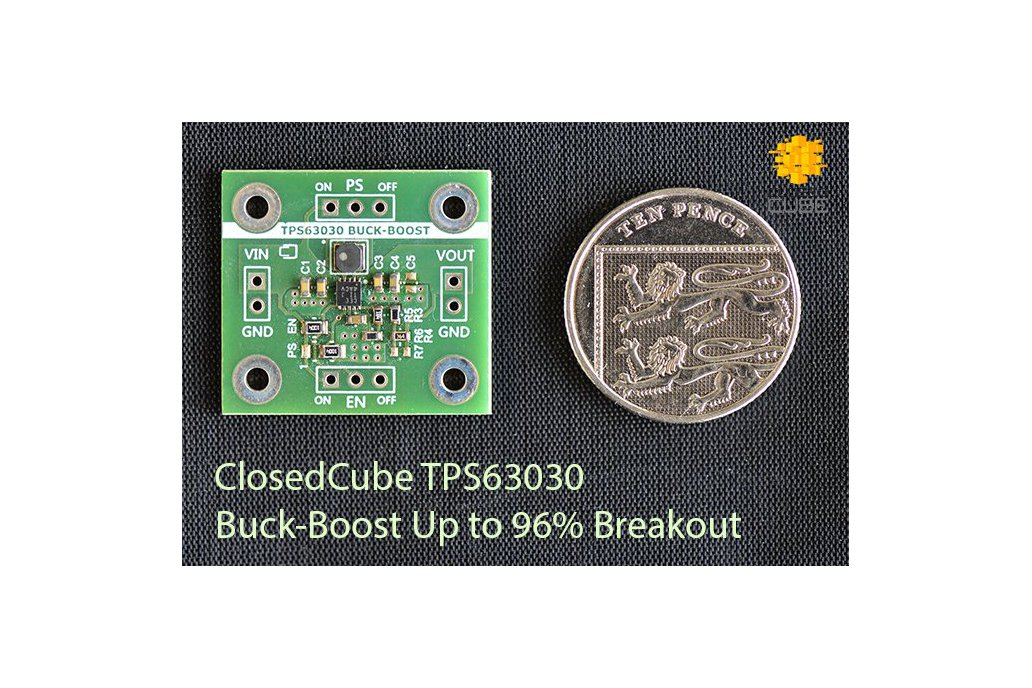 TPS63030 High Efficient  Buck-Boost Up to 96% 2