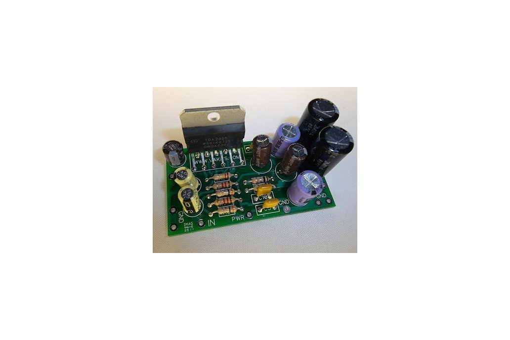 10-Watt x2 Audio Amplifier Kit (#2089) 1