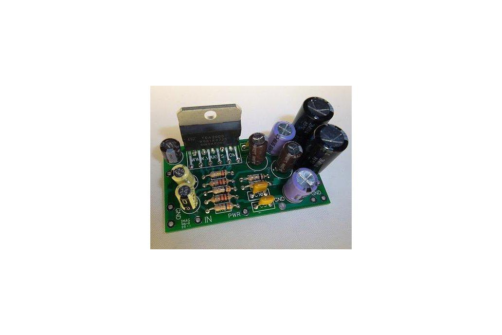 10-Watt x2 Audio Amplifier Kit (#2089) 1