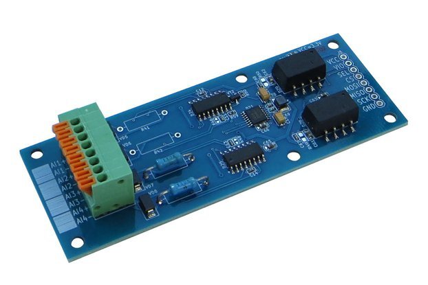 Analog Input Breakout Module (Votlage, Current)