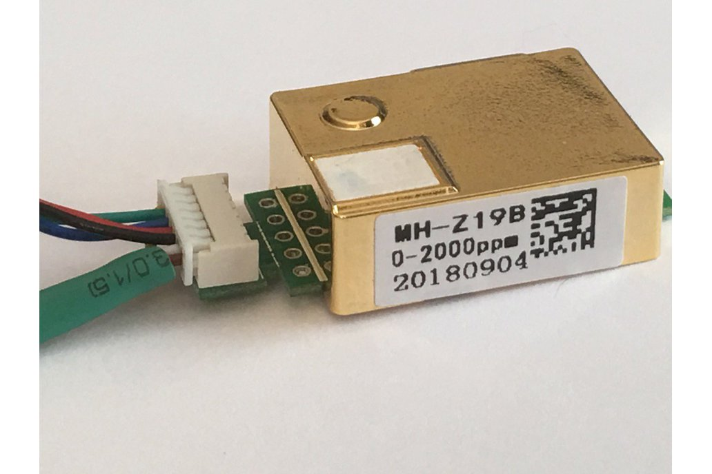 MH-Z19B CO2 sensor with USB interface 1
