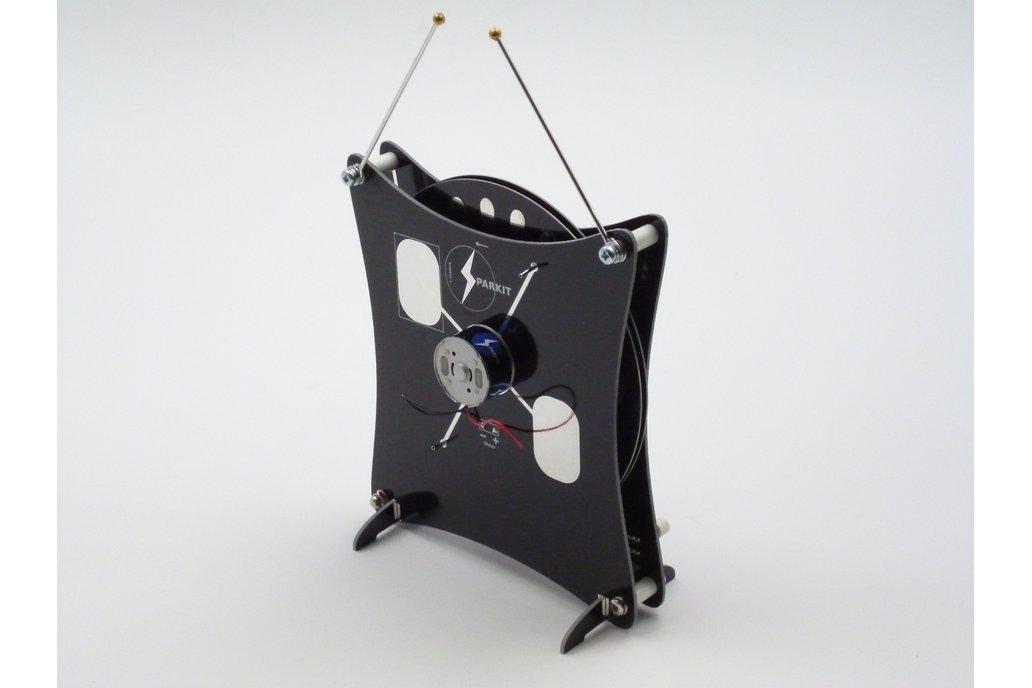 SparKIT - Mini Electrostatic Generator 8