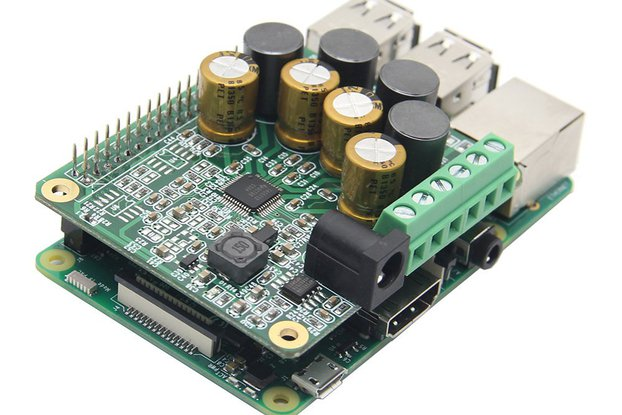 HIFI AMP Expansion Board Audio