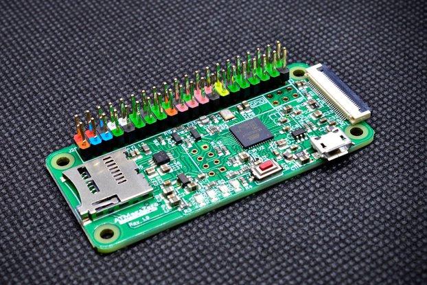 ATMegaZero – an Arduino-compatible microcontroller