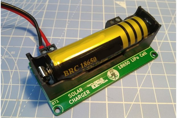 Solar Charger BQ24210