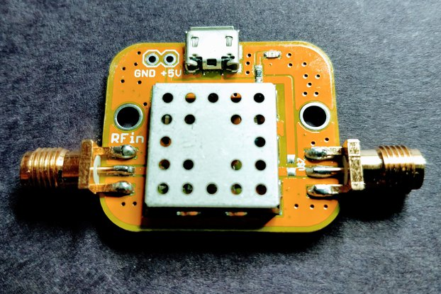 Pre-filtered GNSS LNA GPS L1-L5 GLONASS BeiDou