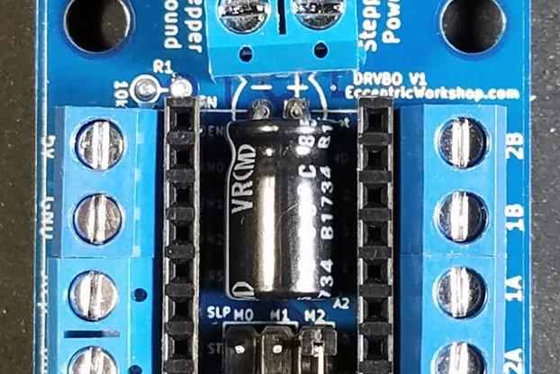 Driver Breakout Board - DRV8825/A4988