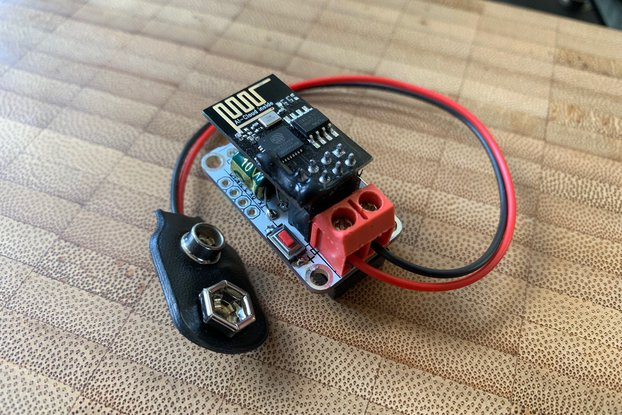 TeHyBug Mini, WIFI Temperature and Humidity logger