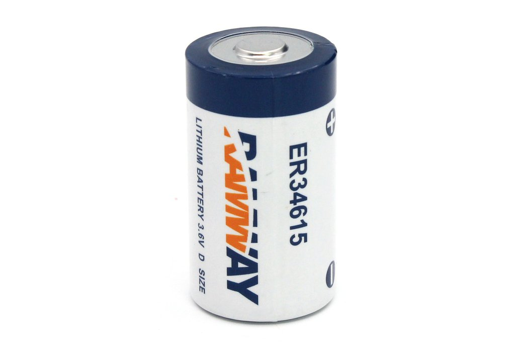 ER14505 Lithium D Size Battery 1