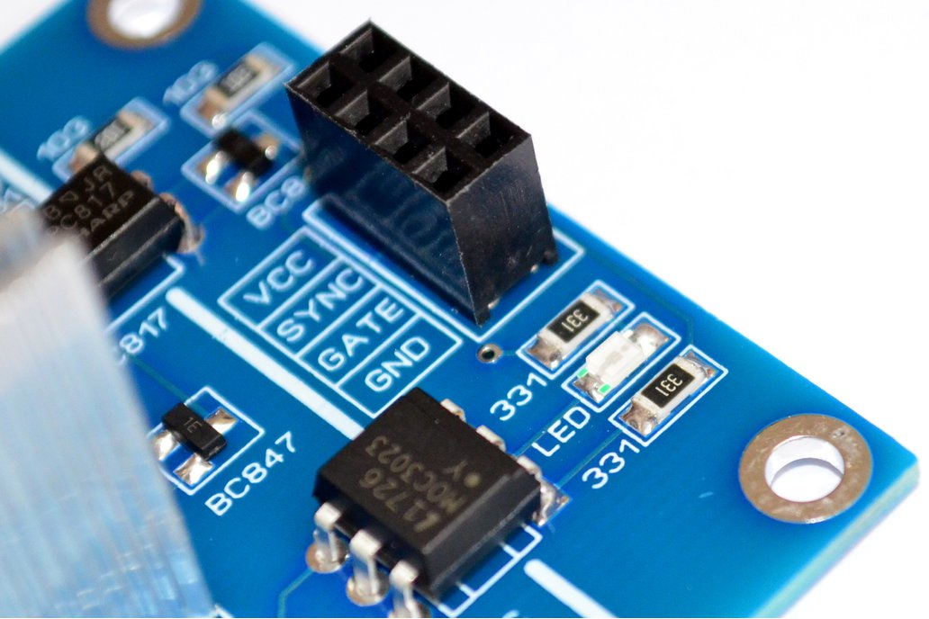 1CH HS AC LED Light Dimmer 4