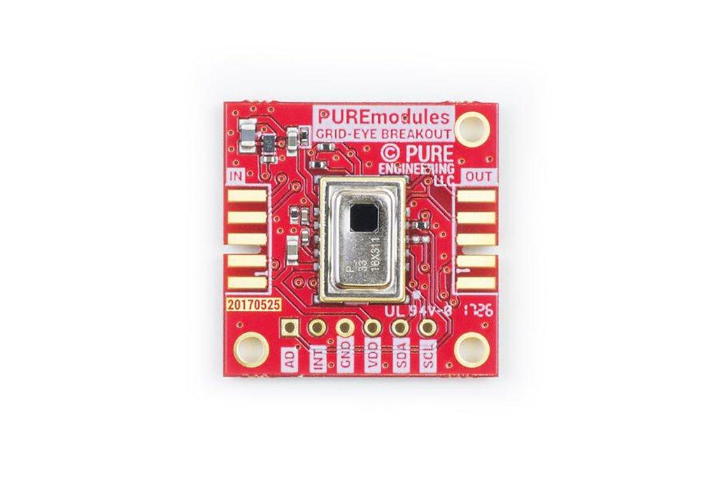 PUREmodules - Grid-Eye Breakout 1
