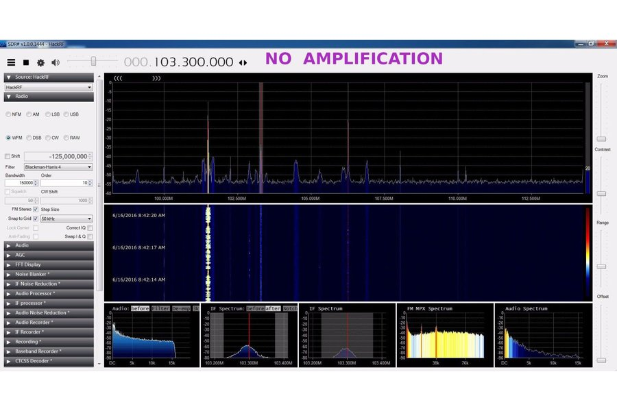 Low Noise Amplifier 10MHz to 8000MHz w 40 dB gain