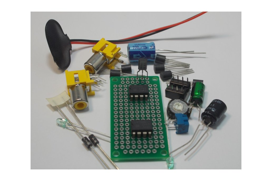Audio FET & Op Amp IC Kit #3 (#1155) 1