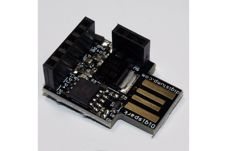 Digispark - The tiny, Arduino enabled, usb dev board!