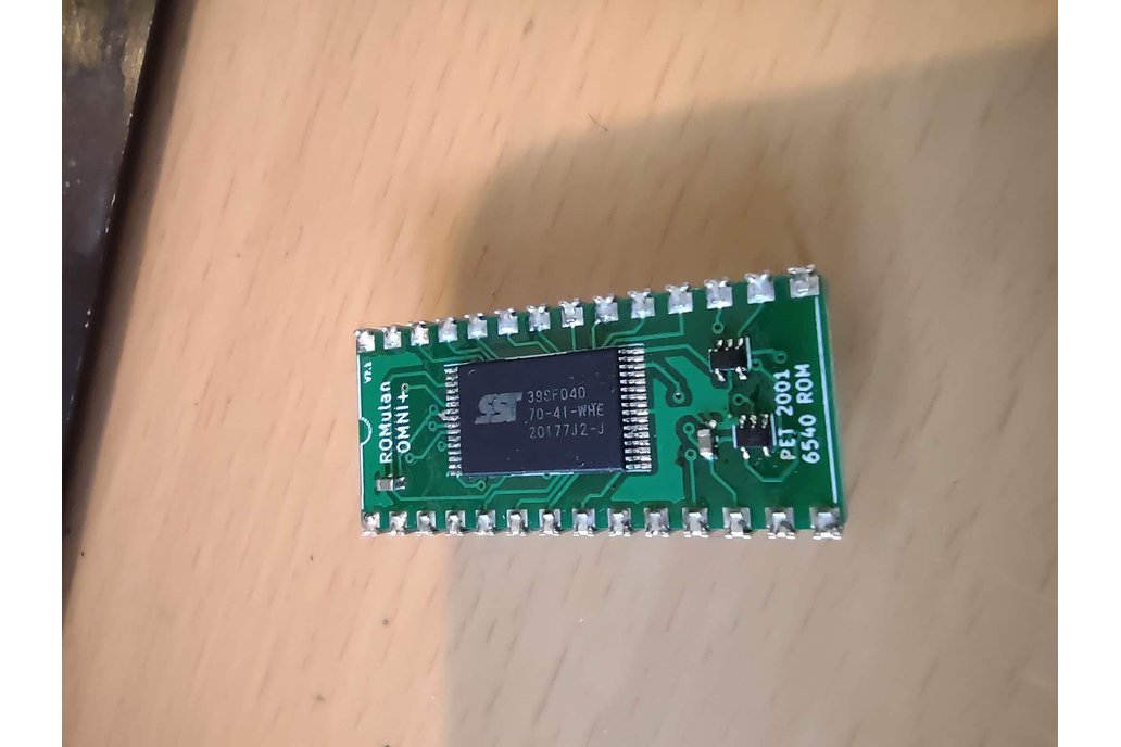 Replacement PET ROM - 6540- Pre-programmed 1