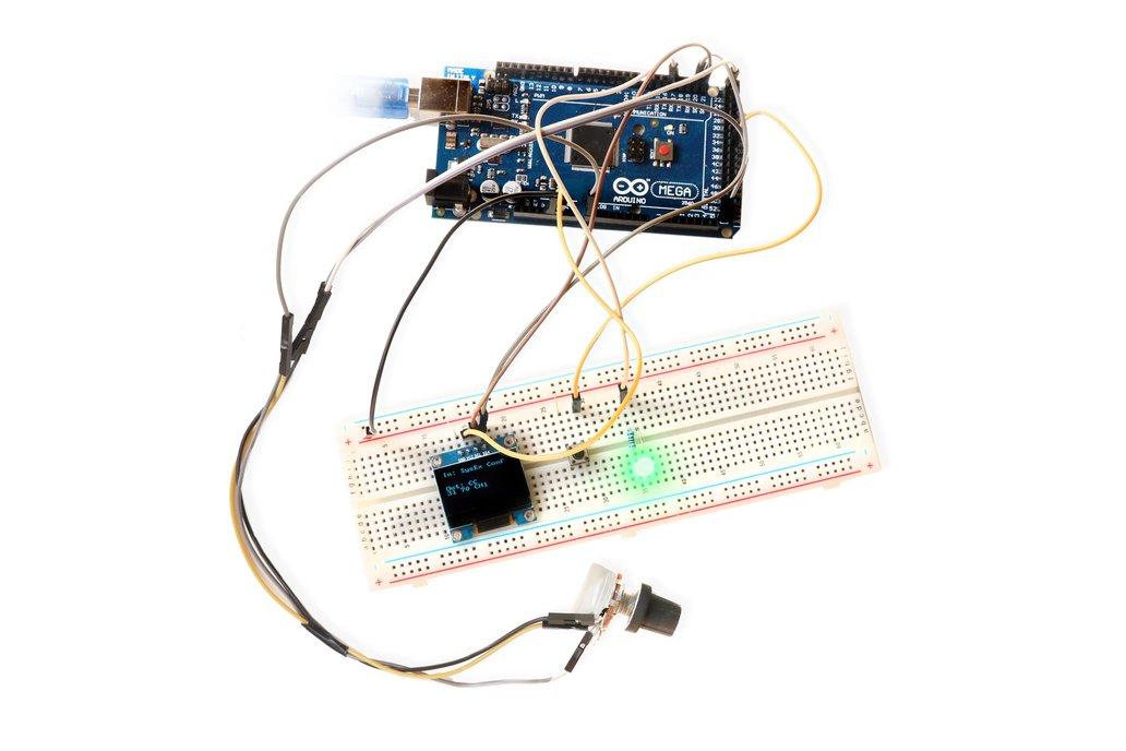 OpenDeck DIY MIDI platform - Arduino Mega 1