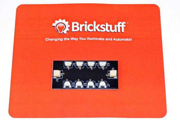 Brickstuff 1:8 Expansion Adapter with Micro Plugs