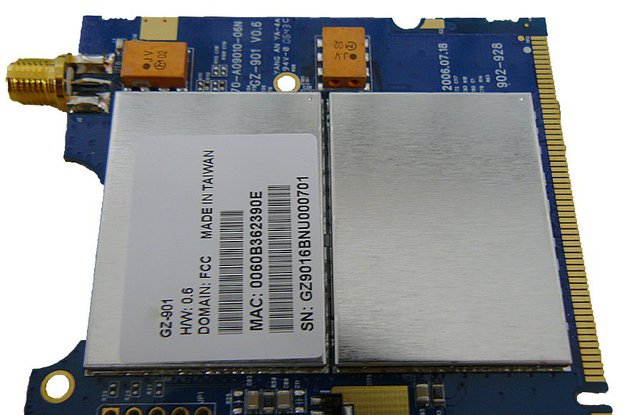 900mhz mini-pci Wireless Radio Card 318mW