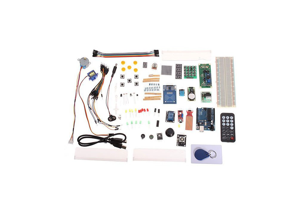 Arduino Compatible UNO R3 Starter Kit Set Upgraded 1